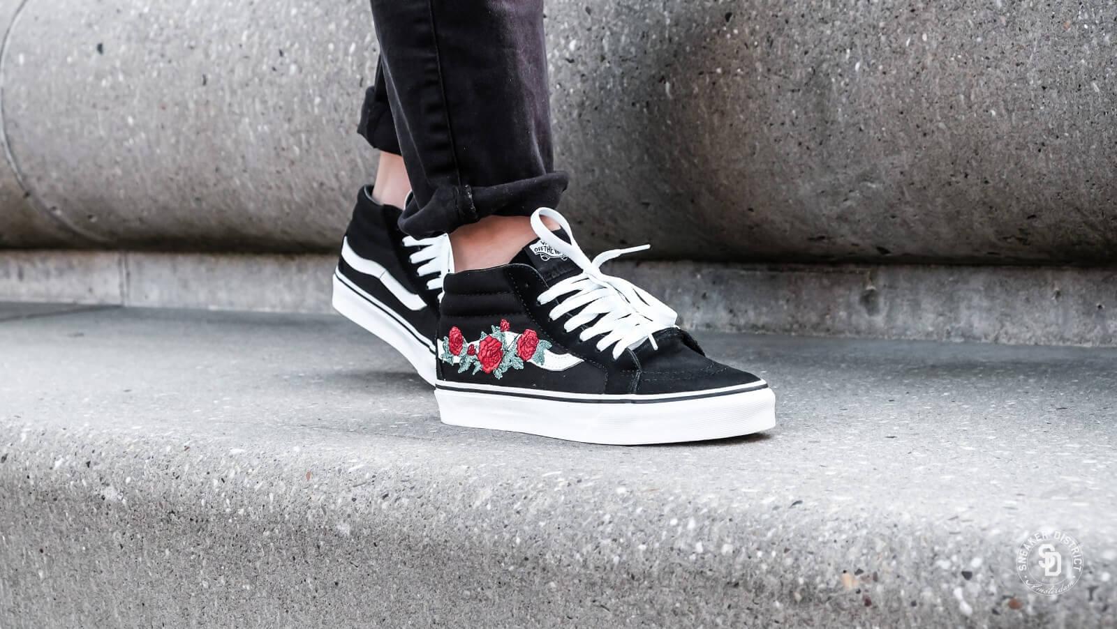 Rose Classic Vans Shoes