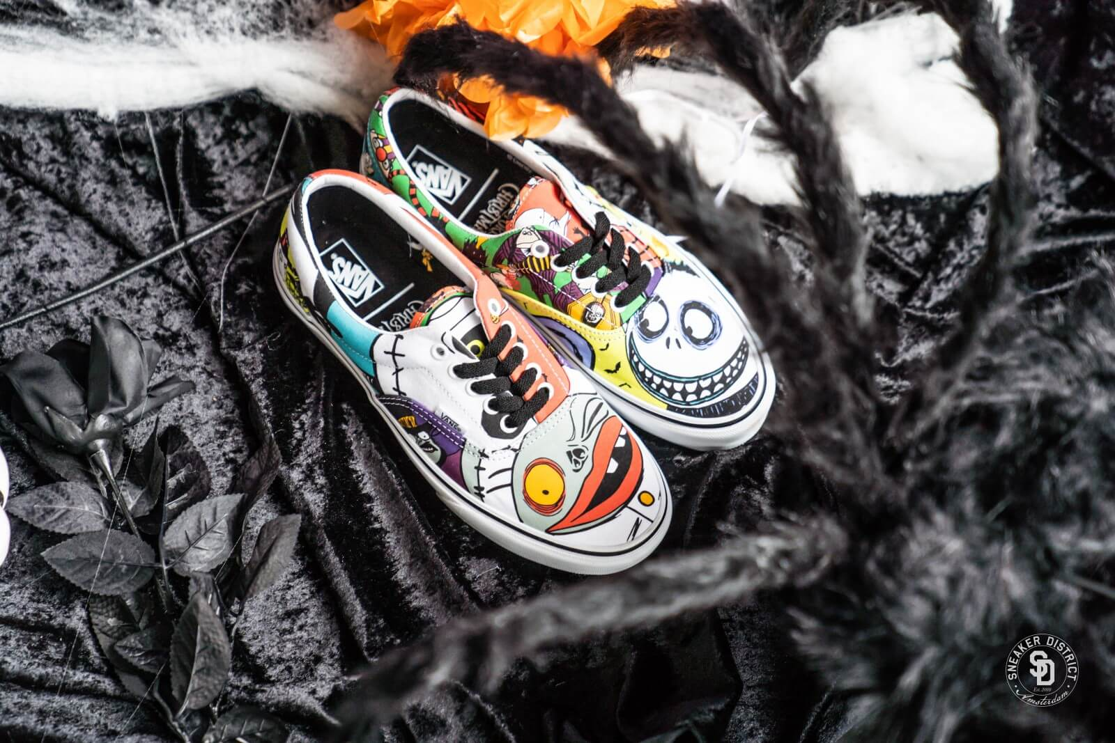 Vans x The Nightmare Before Christmas Era Multicolor VN0A4BV4T2T1