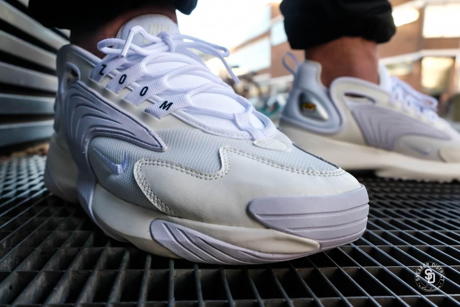 Nike Zoom 2K SailWhite Black AO0269 100