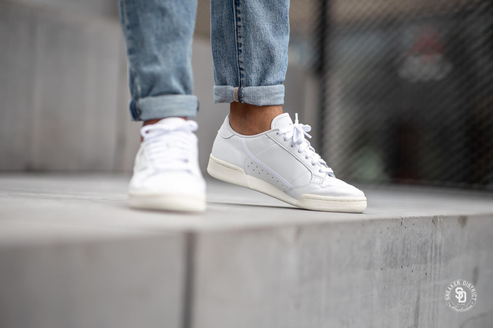 Adidas Home of Classics Continental 80 Footwear White EE6329