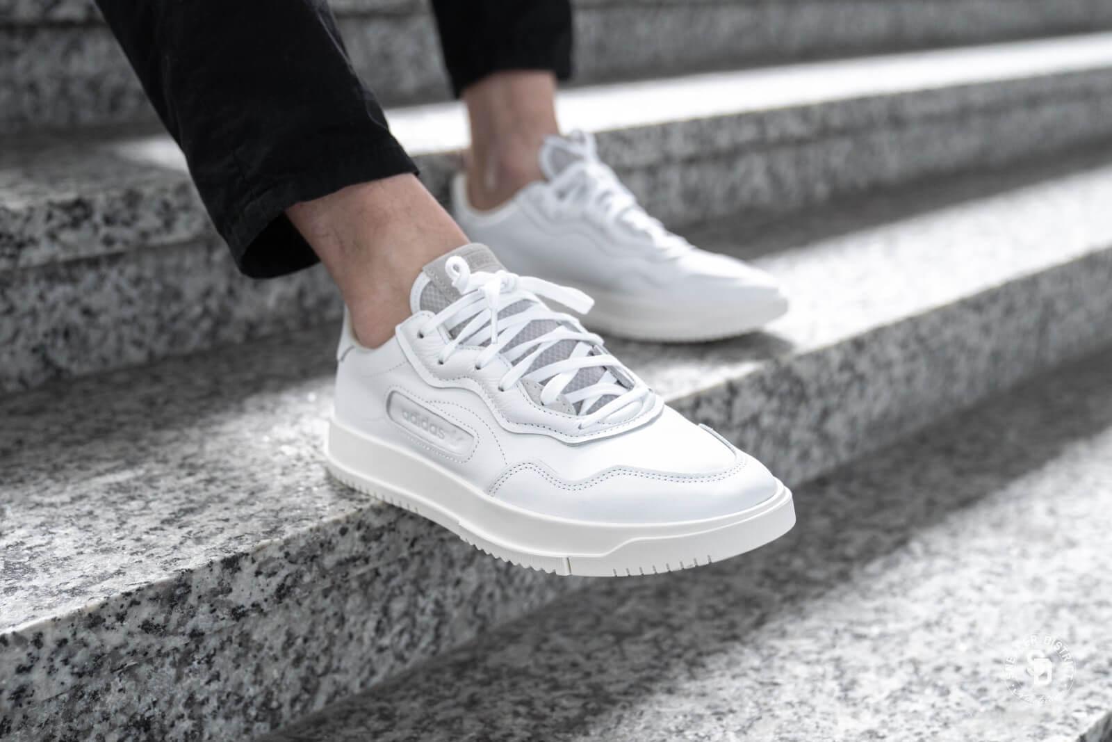 Adidas SC Premiere Footwear WhiteCrystal White BD7583