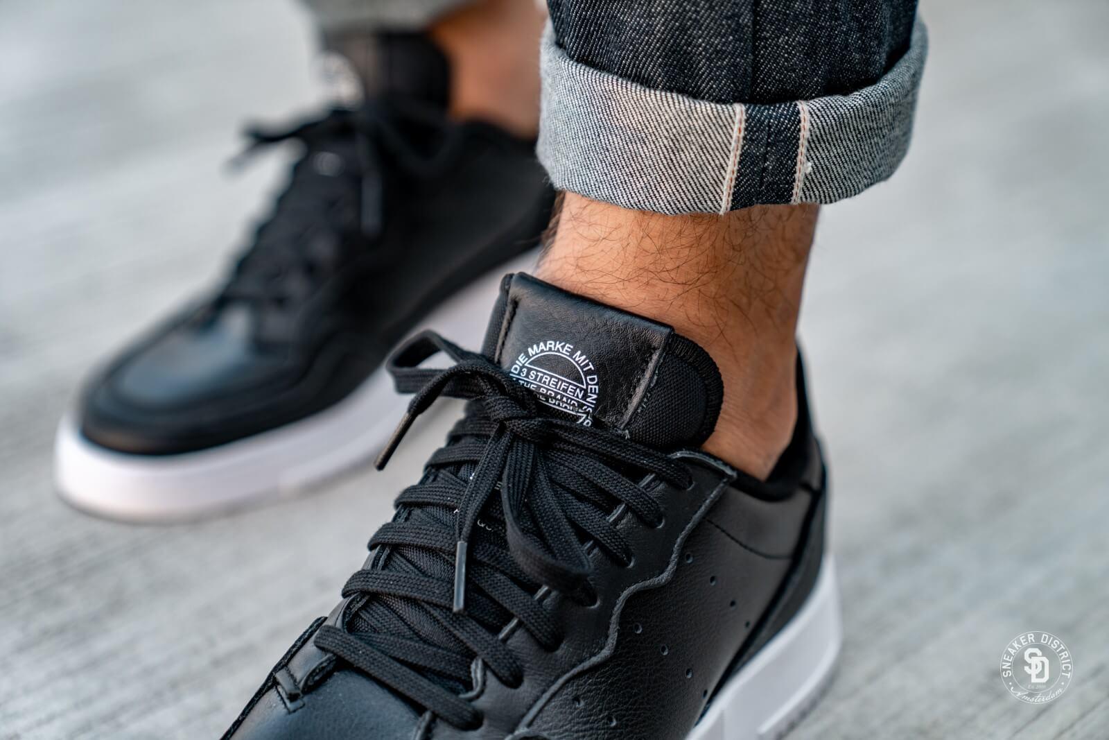 adidas supercourt original noir homme