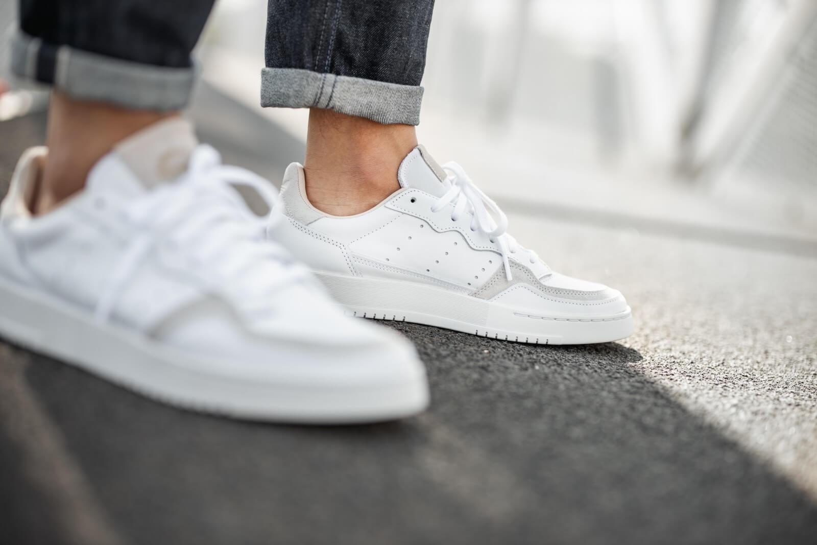 Adidas Supercourt Footwear White/Crystal White