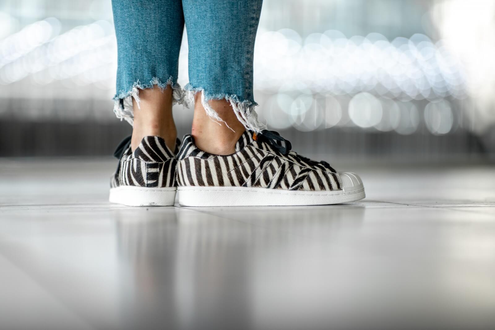 Adidas Women's Superstar Out Loud Core Black - CG5988