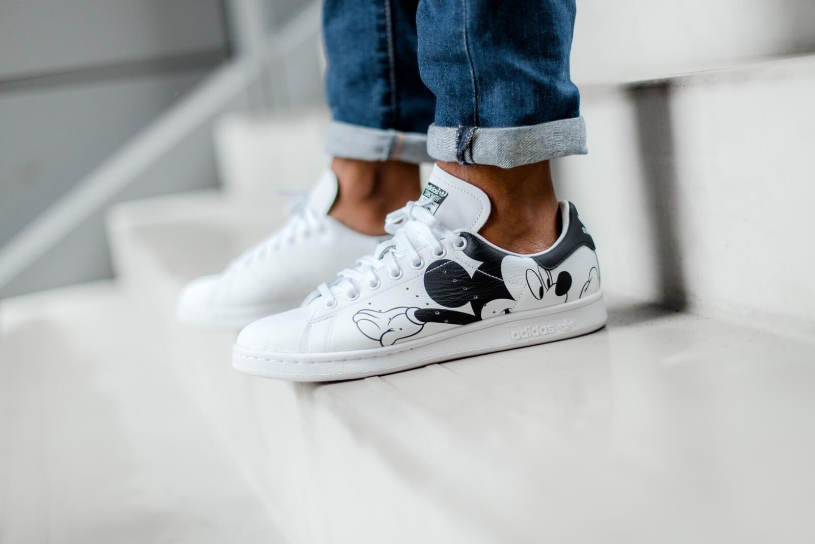 Adidas x Disney Stan Smith Footwear White/Core Black