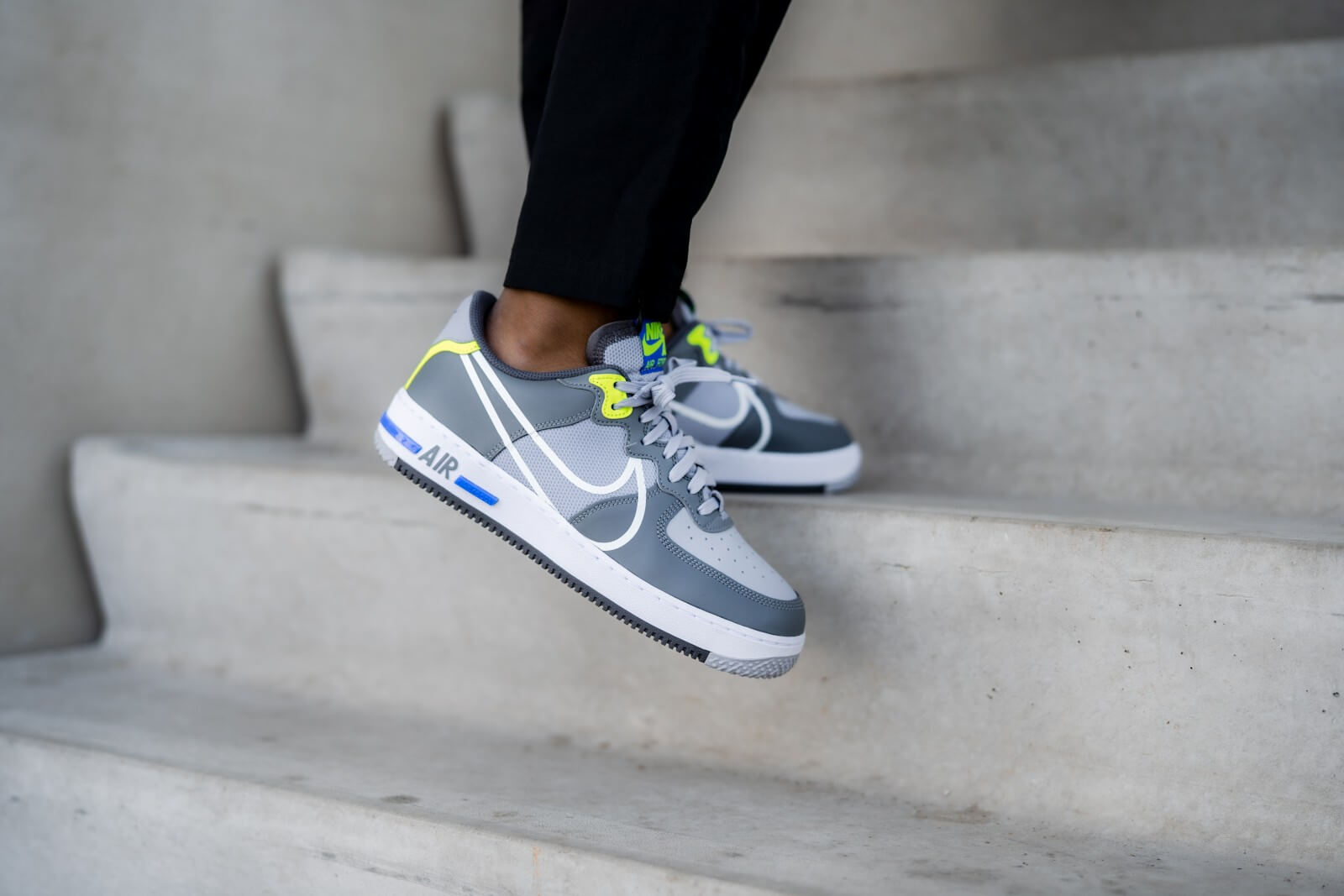 nike air force react 1 homme