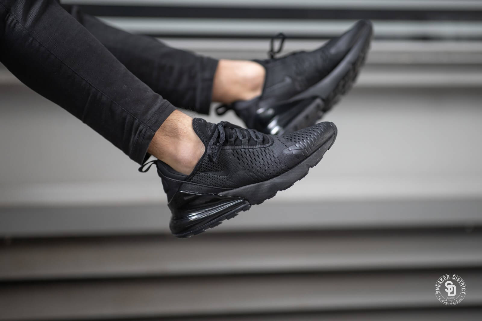 Nike Air Max 270 BlackBlack AH8050 005