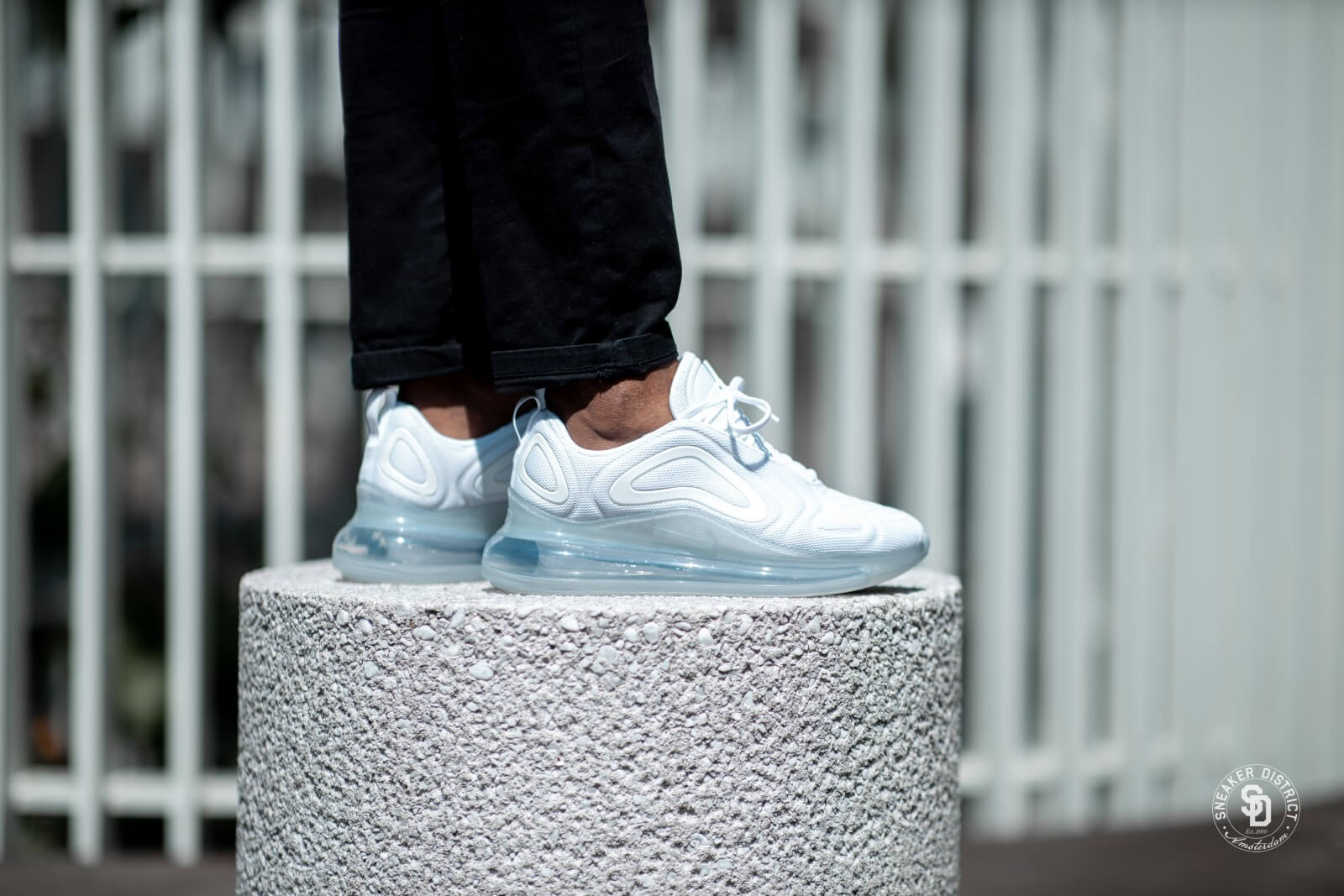 Nike Air Max 720 White Shoes AO2924 100