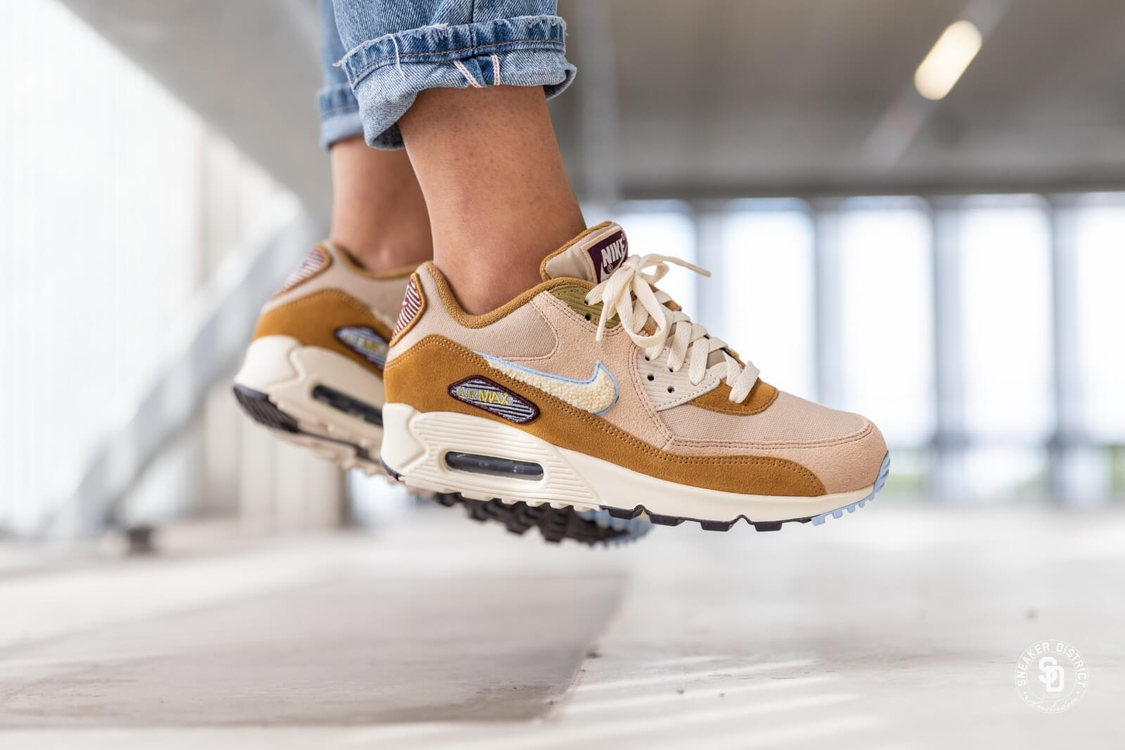 Nike Air Max 90 Premium SE Muted Bronze Light Cream