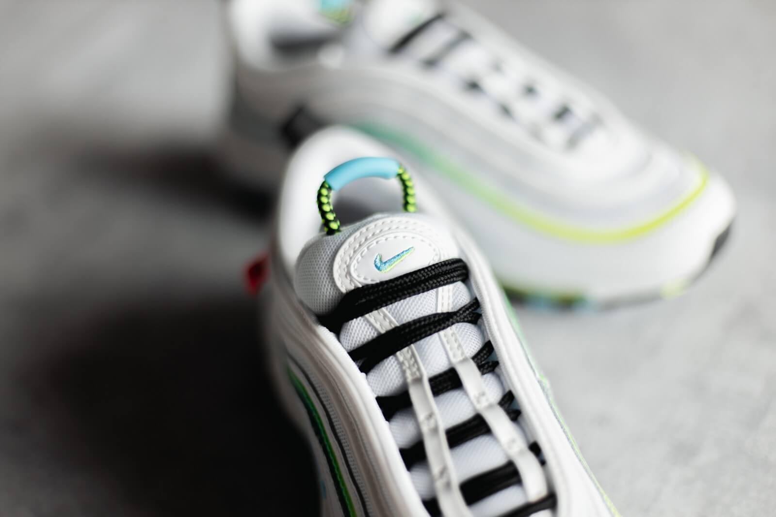 Nike Air Max 97 SE Worldwide Pack WhiteBlue Fury Volt CZ5607 100