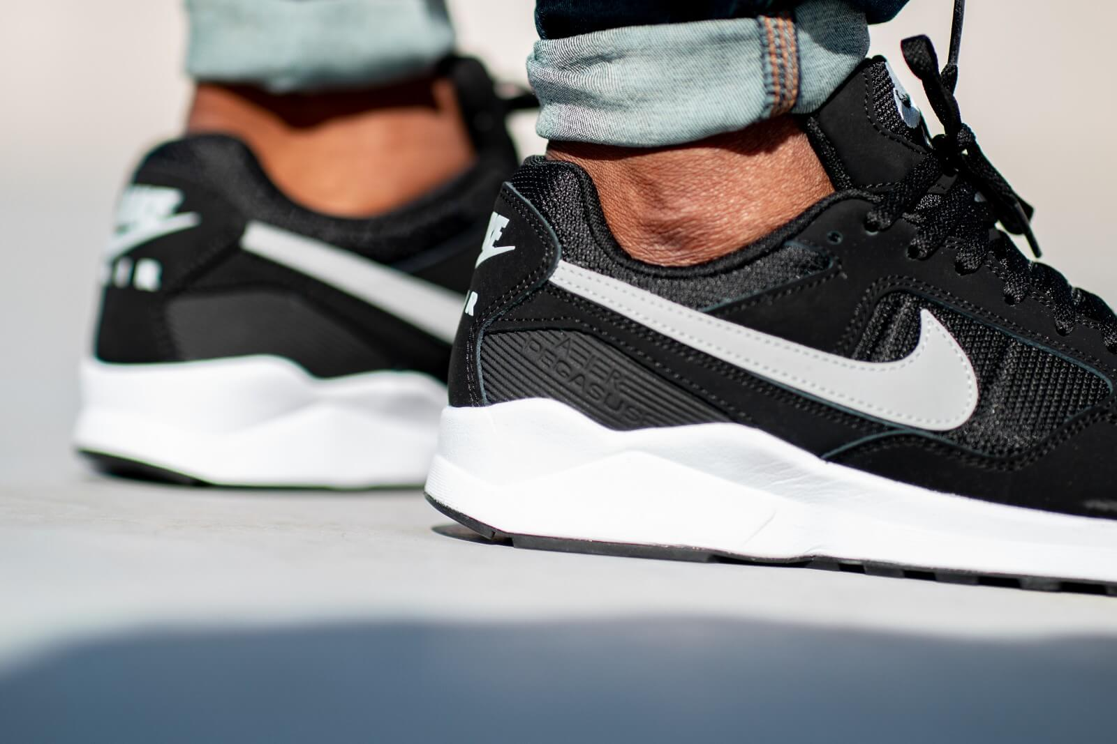 Nike Air Pegasus '92 Lite Black/Wolf Grey