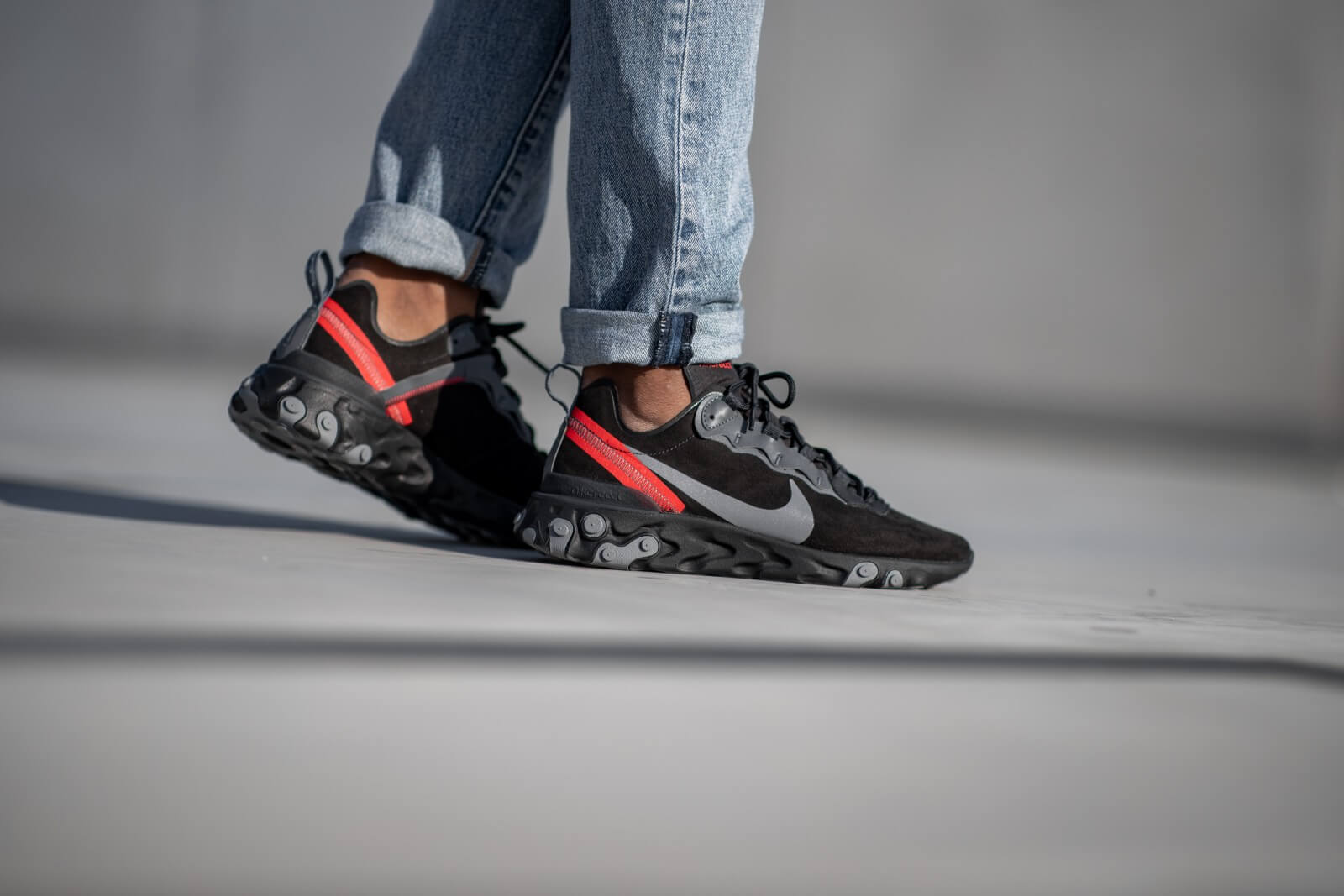Purchase > nike react element 55 noir homme, Up to 75% OFF