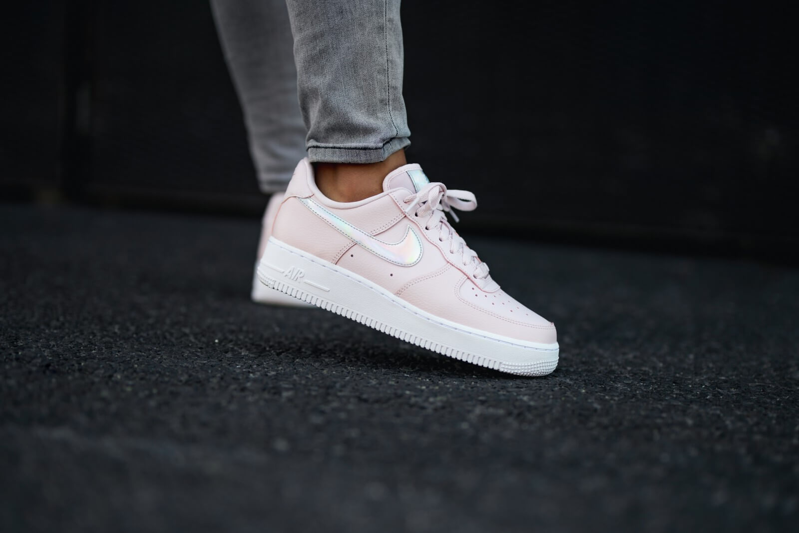 air force 1 07 femme rose