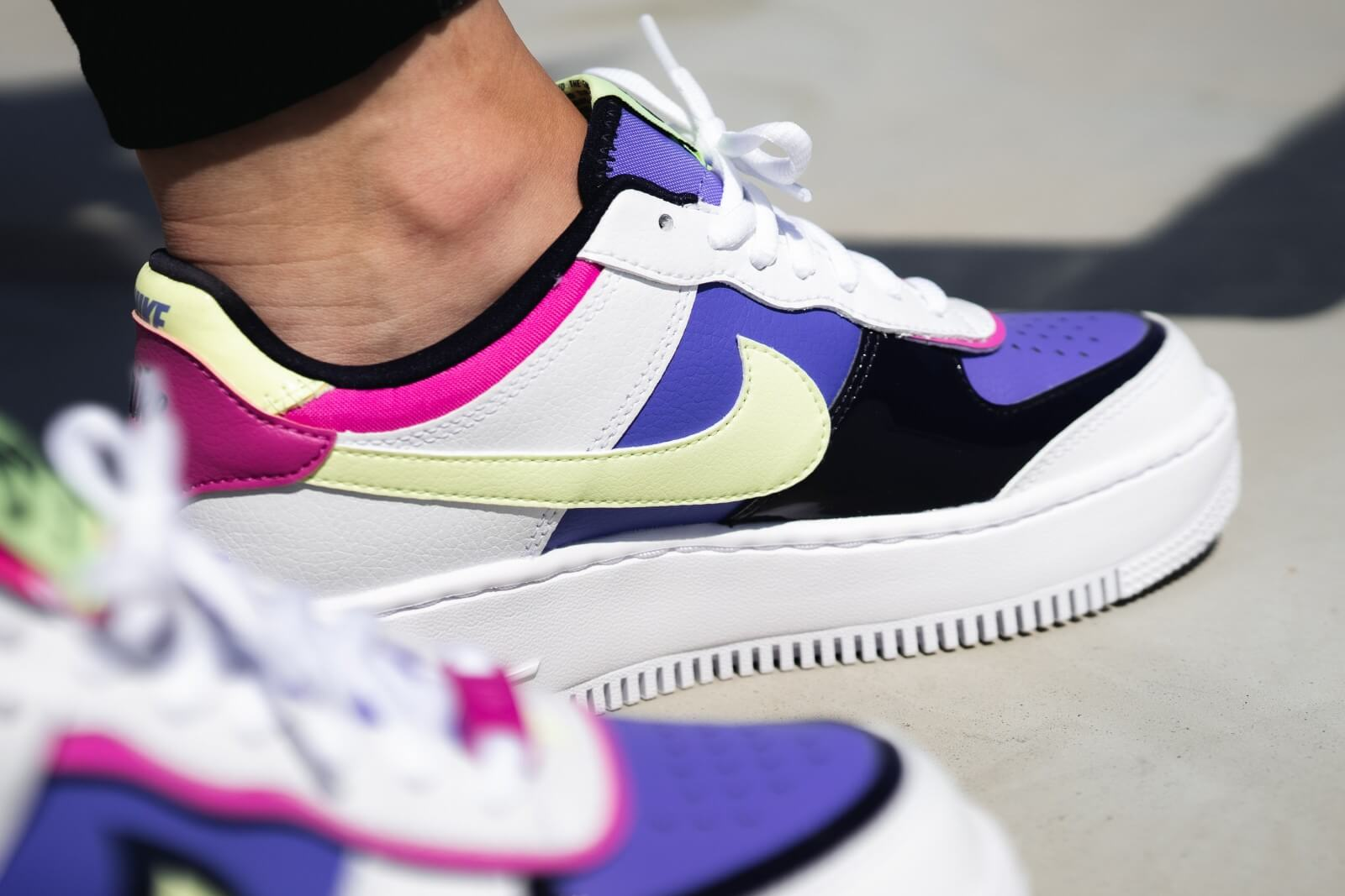 chaussure nike air force one shadow