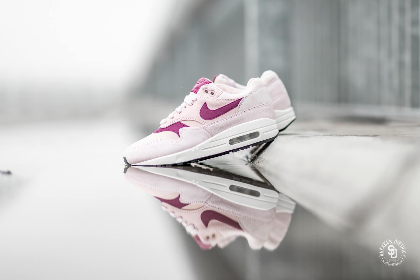 air max 1 rose