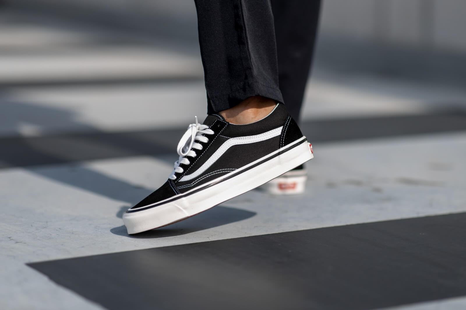 Vans Old Skool 36 DX Anaheim Factory BlackTrue White VN0A38G2PXC1